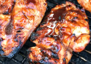 HONEY BBQ GRILLED CHICKEN