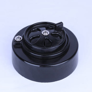 Cast Iron Grill Chimney Top Vent for Kamado